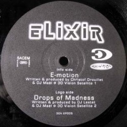 Drops of Madness / Emotions...