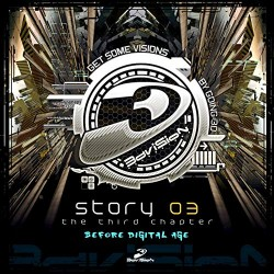 "3D Story Vol. 3 ""Before..."