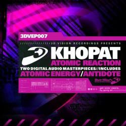 Atomic Reaction by Khopat