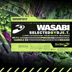 Wasabi selected by Dj ET