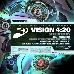 Vision 4:20 selected by Dj...