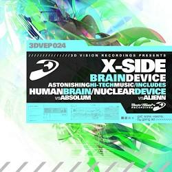 Brain Device by X-Side